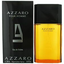 Azzaro Pour Homme Eau De Toilette 200ml / 6.8oz Spray Men NIB