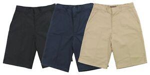 BIG and TALL Khaki Style Big Men's Shorts Casual Khakis Black Navy Size 44 - 54