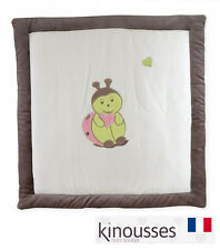 Les Kinousses Baby Toddler Playmat Travel Playpen Cot Mat 4972