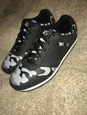 NEW DADA SUPREME SHOES IN CAMO BLACK size 9.5 US, 42.5 EUR!!!!!!