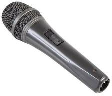 Pulse Handheld Vocal Dynamic Microphone Inc Cable for Band DJ Karaoke Sound Mic