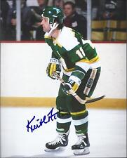 Minnesota North Stars KEITH ACTON Signed 8x10 Photo