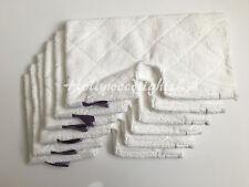 6 Shark Pocket Steam Mop Compatible Standard Microfiber Pads s3901 s3501 s3601