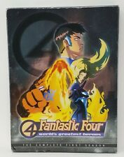 Fantastic Four: World's Greatest Heroes - The Complete First Season