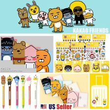 [GIFT WRAP] Kakao Friends Notebook Pen Sticker Memo Assorted Gift Set (Random)