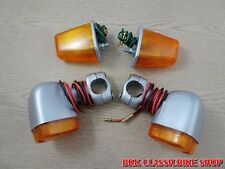 Honda C200 CA200 C201 Front & Rear Winker Turn Signal  Set