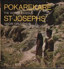 1963 St Josephs  Maori Girls Choir World Music New Zealand LP (Pokarekare)
