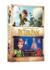 LES NOUVELLES AVENTURES DE PETER PAN COFFRET DVD NEUF SOUS CELLO