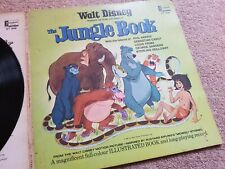 WALT DISNEY ... The JUNGLE BOOK - 1967 Disneyland – ST 3948 Vinyl LP - FREE P&P