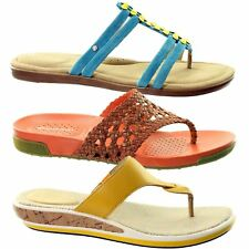 Rockport Womens Toepost Sandals~Various Styles~Rrp £30-£35~Leather~MV2