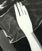 1975 Man Ray Rayogram Hand Fingers Photogram Abstract Art Photo Gravure
