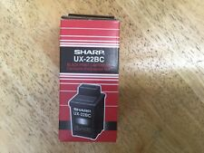 Sharp UX-22BC black Ink Cartridge