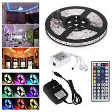 1-30m RGB LED Stripe 5050 SMD Leiste Streifen Band Licht Leuchte Lichterkette