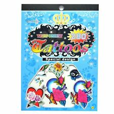 Temporary Tattoos Kids Party Bag Fillers Waterproof Non Toxic Children Sticker