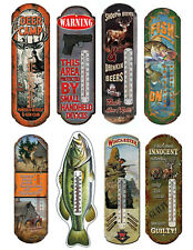 Rivers Edge Products Tin Thermometer 8 To Choose From