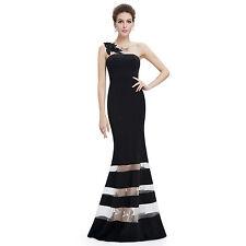 One Shoulder Long Sleeve Regular Size Maxi Dresses for Women