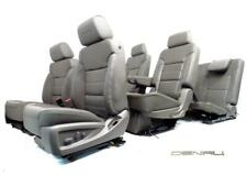 GMC Yukon Denali Chevy Tahoe Front Seats Middle 2nd row buckets Third 3rd row