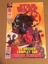 STAR WARS SAGA en BD DELCOURT COMICS 40 Novembre 2012 l'empire écarlate