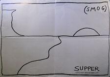 SMOG, SUPPER POSTER (K5)