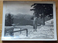 ZWISCHEN ZWEI HERZEN (Foto '34)- LUISE ULLRICH / HERBERT SELPIN / BERGE / SCHNEE