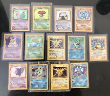 1999 Pokemon 325 Card Lot Blastoise Venusaur Machamp 1st Edition Holo Japanese$$