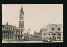 Italy VENICE Town Hall 1924 RP PPC