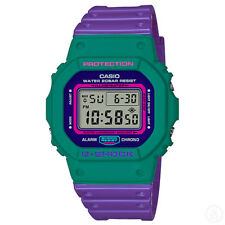CASIO G-SHOCK '80s Street Culture Special Colour Edition Watch DW-5600TB-6