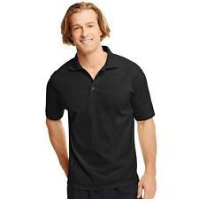 Hanes X-Temp Men's Polo Men's Shirts   NEW  42X0