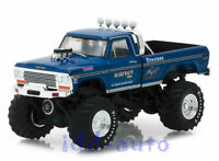 GREENLIGHT 1974 FORD F-250 MONSTER TRUCK BIGFOOT #1 THE ORIGINAL 1/64 BY 29934