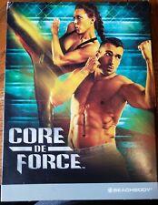 Beachbody Core De Force 4 Dvds