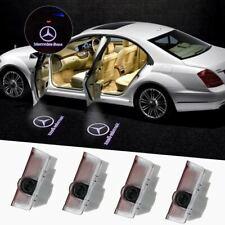 Mercedes Benz Logo Car Door Led Welcome Light Laser Projector W205 E A C ML GL