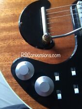 Brian may red special style guitar knobs