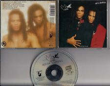MILLI VANILLI All Or Nothing The First Album 1988 CD WEST GERMANY PDO HANSA