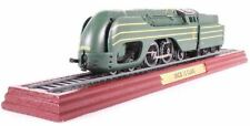 "Atlas Editions ""SNCB 12 Class"" - Model Train on Display Stand - 1:100"