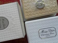 100% Autentico oltre RARA Miss Dior Vintage Sapone Profumato Savon & Luxury dish