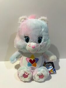 "Care Bear True Heart Bear Plush doll 11"""