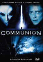 Communion [New DVD] Widescreen