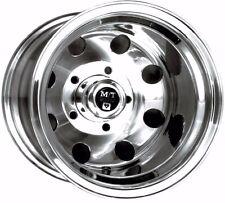 "15x8"" Mickey Thompson - Alcoa Forged Aluminum Wheel 5-4.5"" Super Rare!"