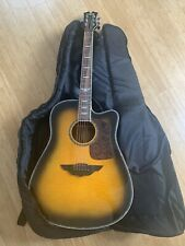 Keith Urban Acoustic Electric Guitar - everything included