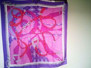 Aspinal silk scarf