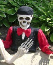 """Halloween Outdoor or In Skeleton Half torso Foam Prop Ground Pirate 17"""""""