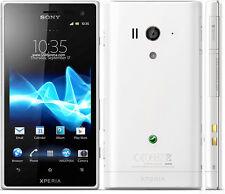 New Unlocked Sony Xperia acro S LT26W - 16GB  GPS 4.3'' Smartphone White