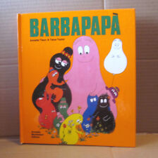 BARBAPAPA French kids cartoon 1974 eco book Annette Tison comic environmental