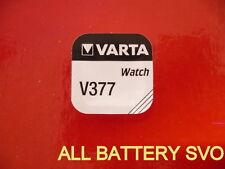PILA  VARTA mod.V377/V376 a bottone per orologi SR 626 SW AG4/SG4 LR66 SR66