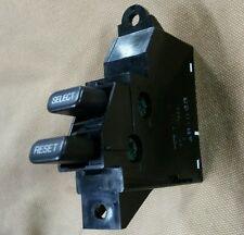 #239 2002 2003 Acura TL OEM Dash Clock Switch