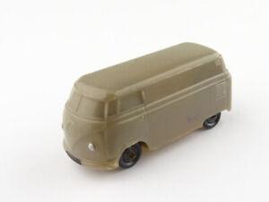 Märklin Liliput 1/87 Ladegut 860/E VW Bus T1 grau #366