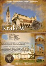 ■■■ Poland 2011 2 Zlote Polish Cities KRAKÓW CRACOW in Blister UNC ■■■