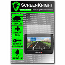 ScreenKnight TomTom Start 20 SCREEN PROTECTOR invisible military shield