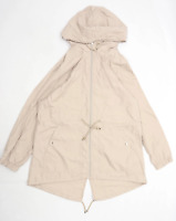 Primark Womens Size L Beige Soft Shell Jacket