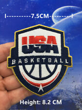 2020 Olympic USA Basketball Team Champions Jersey Iron On Patch Badge